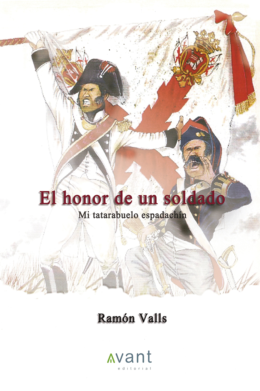 El honor de un soldado - edición ebook
