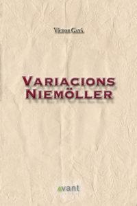 Variacions Niemöller - edición de la obra en papel