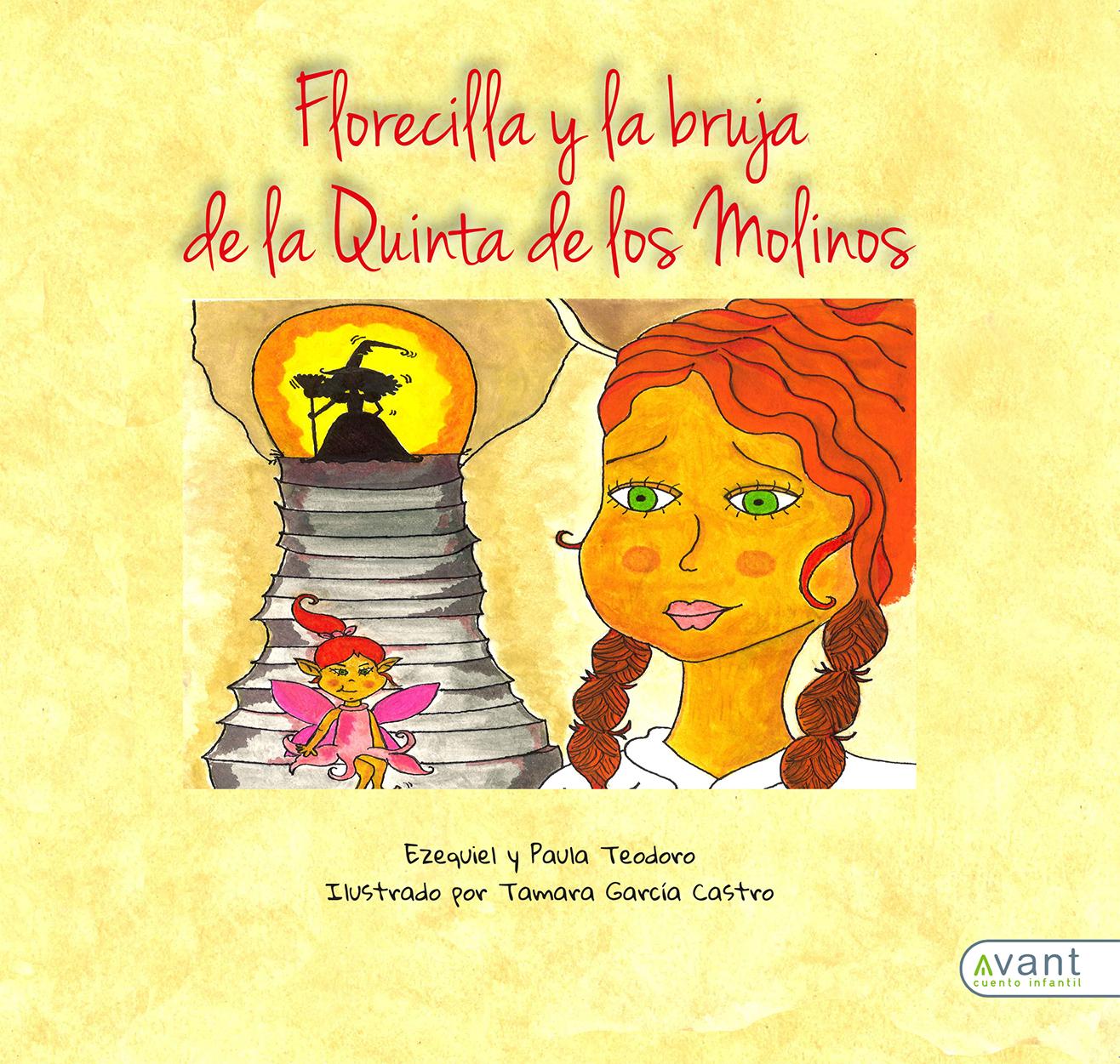 Florecilla y la bruja de la Quinta de los Molinos