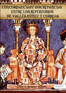 Concordancias y discrepancias entre los repertorios de Vallés, Núñez y Correas