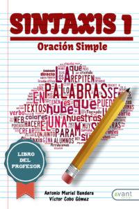 Sintaxis, El libro del profesor - edición en papel