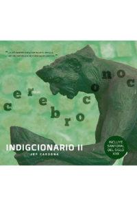 Indigcionario II, edición en papel