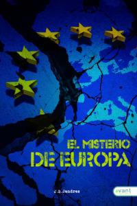 El misterio de Europa- obra en papel
