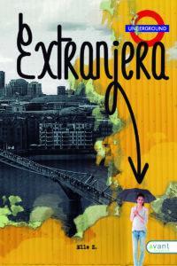 Extranjera- edición de la obra en papel