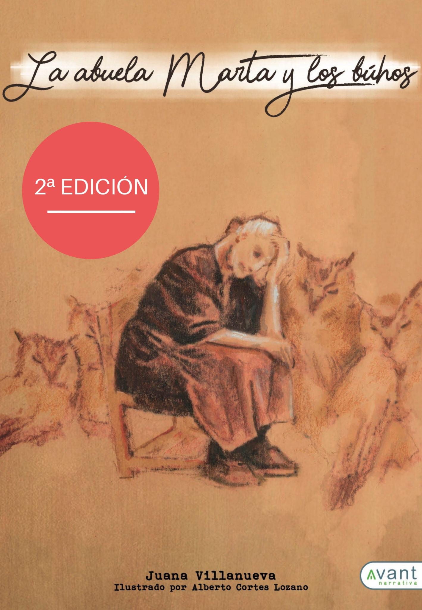 La abuela Marta y los búhos - obra en formato ebook