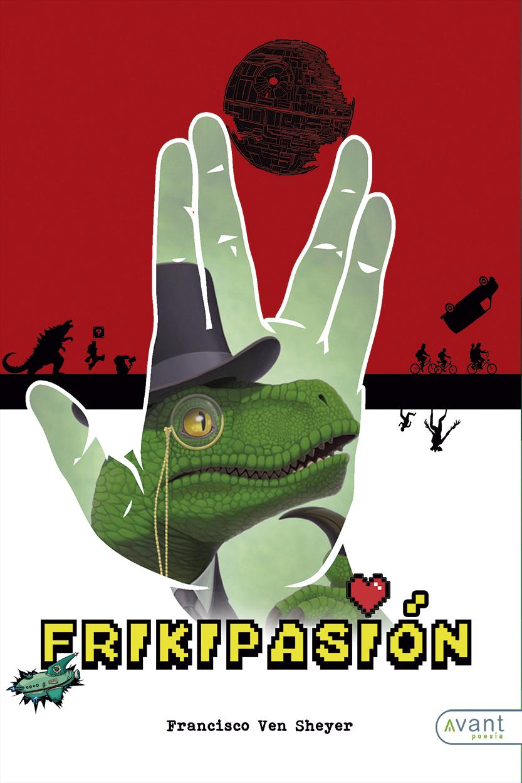Frikipasión - edición de la obra en papel