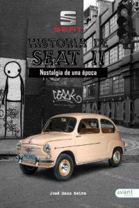 Historia de SEAT II - edición de la obra en papel