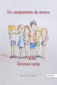 Un campamento de verano - edición en papel