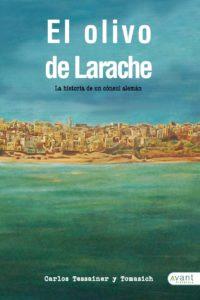 El olivo de Larache - obra en papel