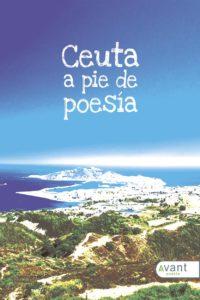 Ceuta a pie de poesía -  edición en papel