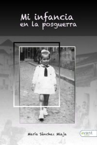 Mi infancia en la posguerra -  edición en papel