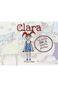 Clara, la niña que se quería perder - obra en papel