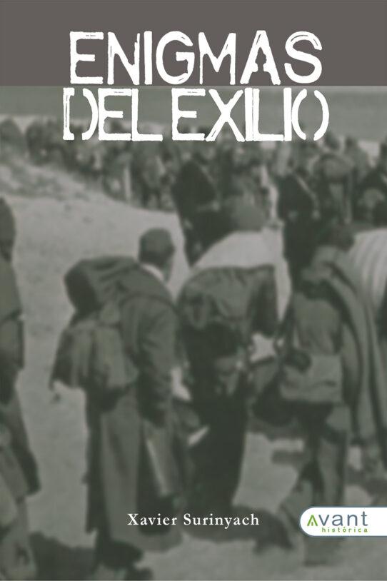 Enigmas del exilio para avant Editorial