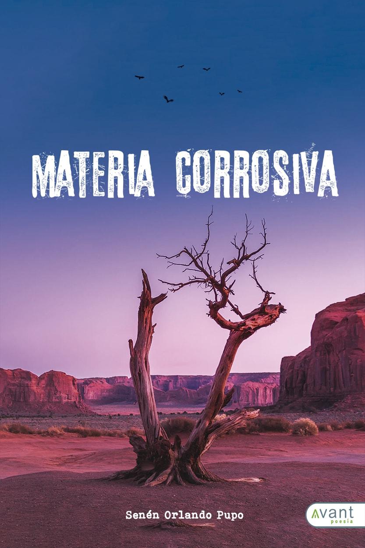 Materia corrosiva - edición de la obra en papel