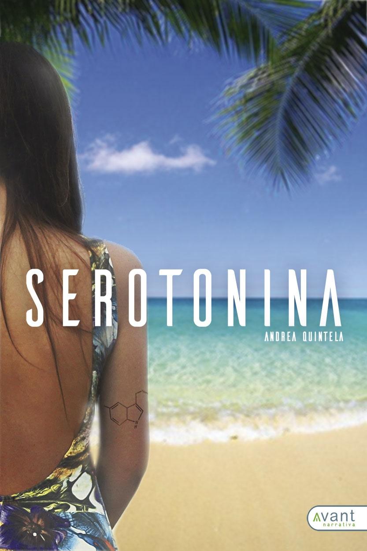 Serotonina - edición de la obra en papel