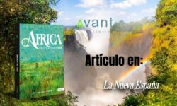 África vital y emocional. Francisco Isern. Autor Avant Editorial