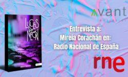 Banner Blog Avant Editorial. Artículo de Prensa, RADIO NACIONAL DE ESPAÑApg