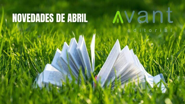 novedades literarias de abril