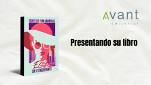 Dos mellizos. Toñi Martínez autora Avant Editorial